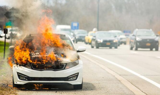 Know The Signs Help Your Car Catch Fire
