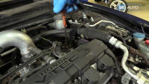 How to Check and Fill Engine Fluids on Honda Civic
