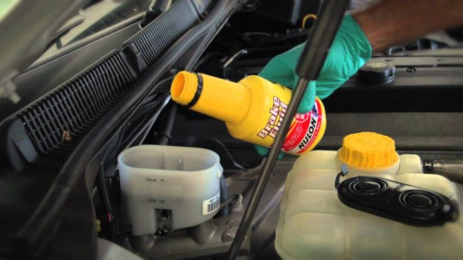 How to Change Brake Fluid on 2019 Honda Civic
