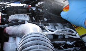 Clean Your Car or Truck Engine Bay